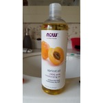 Now solutions apricot oil