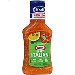 kraft italian salad dressing