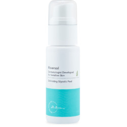 Riversol Dermatologist  tested For sensitive Skin Exfoliating Glycolic Peel