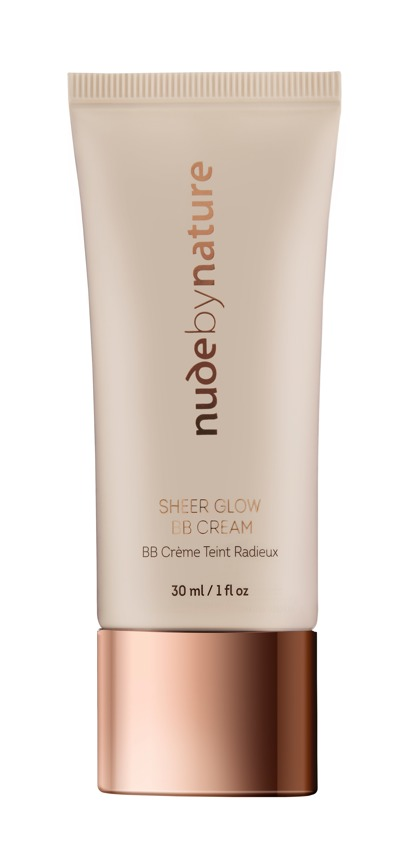 Sheer Glow BB Cream - Nude by Nature UK