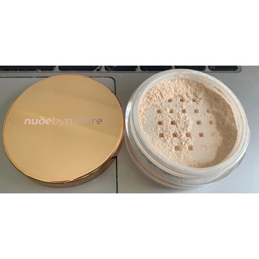 Nude by Nature Translucent Loose Finishing Powder
