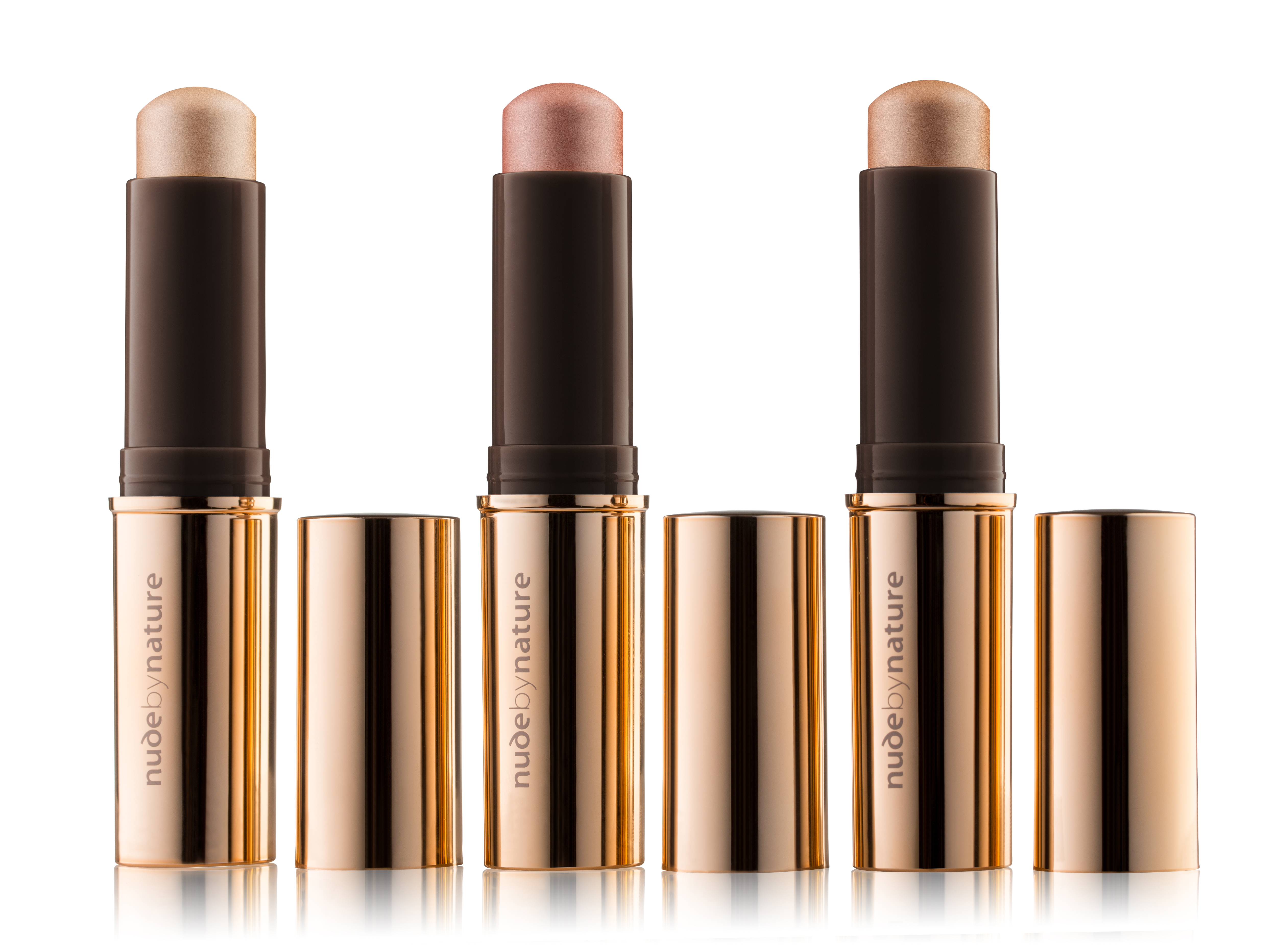 Touch of Glow Highlight Stick - Nude by Nature AU