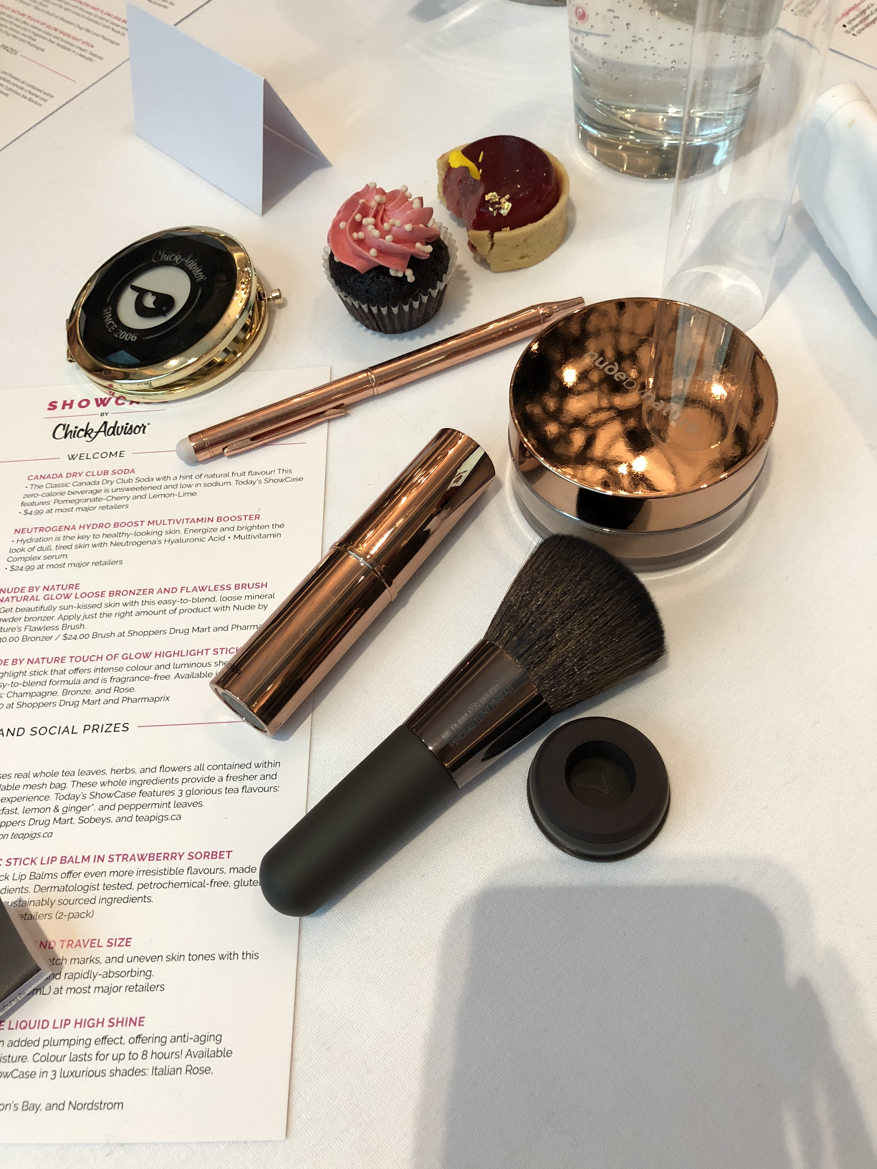 Ultimate Collection Professional Brush Set - Nude by Nature AU