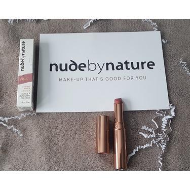 Nude by Nature Creamy Matte Lipstick