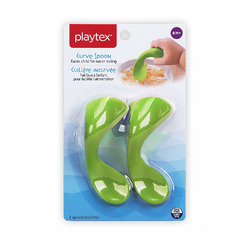 Playtex Baby curved training spoon