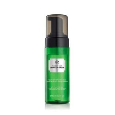 The Body Shop Drops of Youth, Youth Gentle Foaming Wash