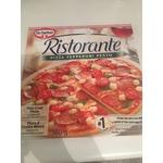 Dr. Oetker Pepperoni Pesto Pizza