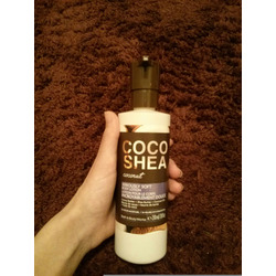Coco Shea  seriously soft body lotion