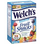 Welch's Fruit Snacks