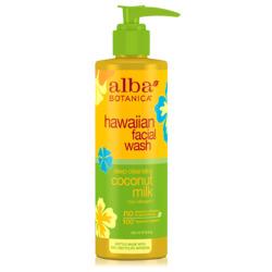 Alba Botanical hawaiian facial wash