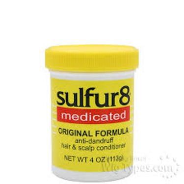 sulfur8 medicated anti-dandruff