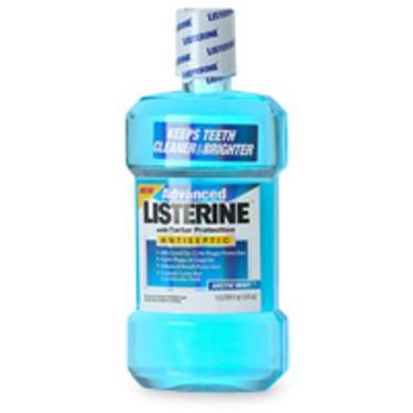 Listerine Antiseptic Advanced Mouthwash