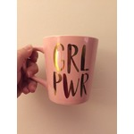 Chapters Indigo Grl Pwr Pink Mug