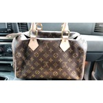 Louis Vuitton speedy30 monogram handbag.
