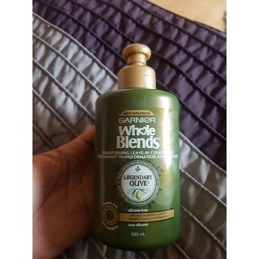 Garnier Whole Blends Legendary Olive Transforming Leave-In Conditioner