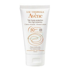 Avène mineral cream very high protection 50+