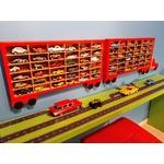 Hot Wheels Storage Rig for Kids Room