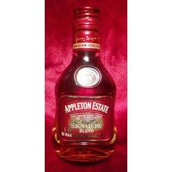 Signature Blend Jamaican Rum Appleton Estates