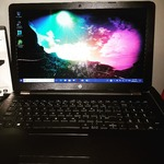 HP Hewlett Packard Laptop 15.6