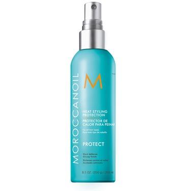 Morroccan oil heat protection spray