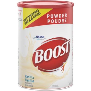 Boost Powder Vanilla