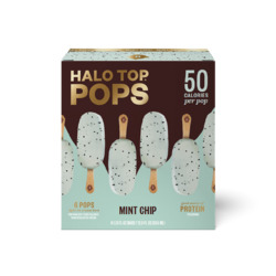 Halo Top Mint Chip