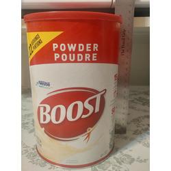Boost vanilla powder