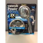 Waterpik Power Spray Handheld Showerhead