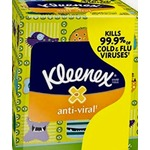 Kleenex Anti-Viral Tissue