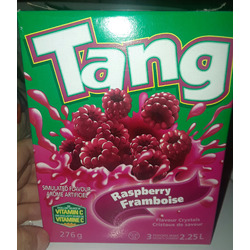 Tang Raspberry Flavour Crystals