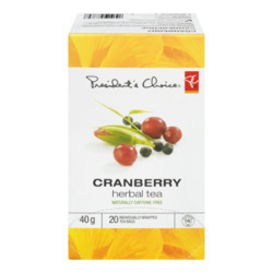 PC Cranberry Herbal Tea