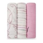Adin & Anais Bamboo Swaddling Blankets