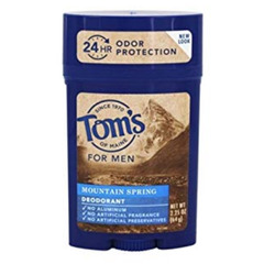 Toms of Maine long lasting womans deodorant