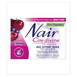 Nair Care Divine Berries No Strip Wax