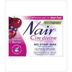 Nair Care Divine Sensual Berries No Strip Wax