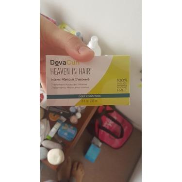 Deva Curl Heaven in Hair intense moisture treatment deep condition mask