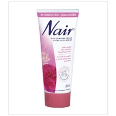 Nair Cream Sensitive Formula Reviews In Hair Removal Chickadvisor