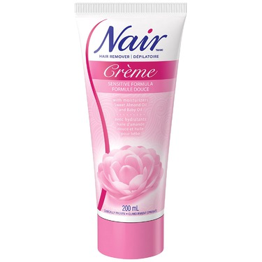 Nair Cream Sensitive Formula Reviews In Hair Removal Chickadvisor