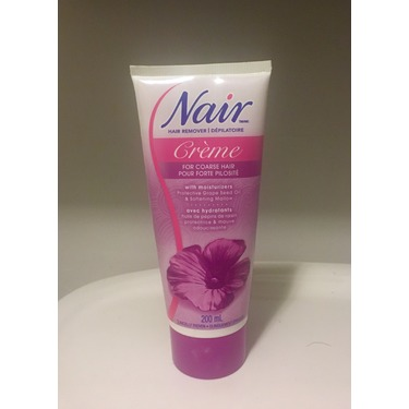 Nair Hair Removal Cream For Coarse Hair Reviews In Hair Removal
