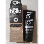 Charcoal hello toothpaste
