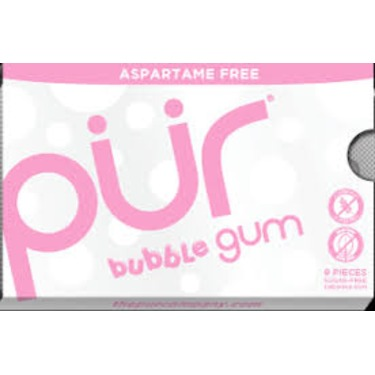 PÜR Gum in Bubblegum