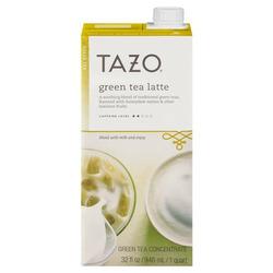 Tazo Green Tea Latte Concentrate