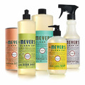 Mrs Meyer's Cleaning Products