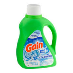 Gain Cold Water Detergent