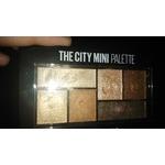 Maybeline city mini palette