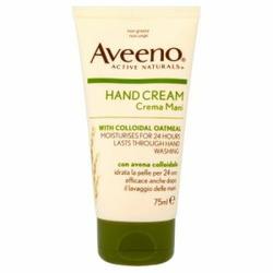 Aveeno hand cream