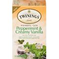 Twinings Peppermint and Creamy Vanilla Tea