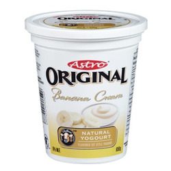 Astro original Banana Cream