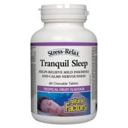 Natural Sleep Aid By Natural Factors