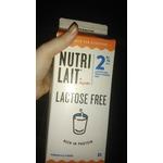 Nutri lait sans lactose